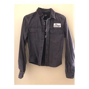 Deus ex machina jacket size XS